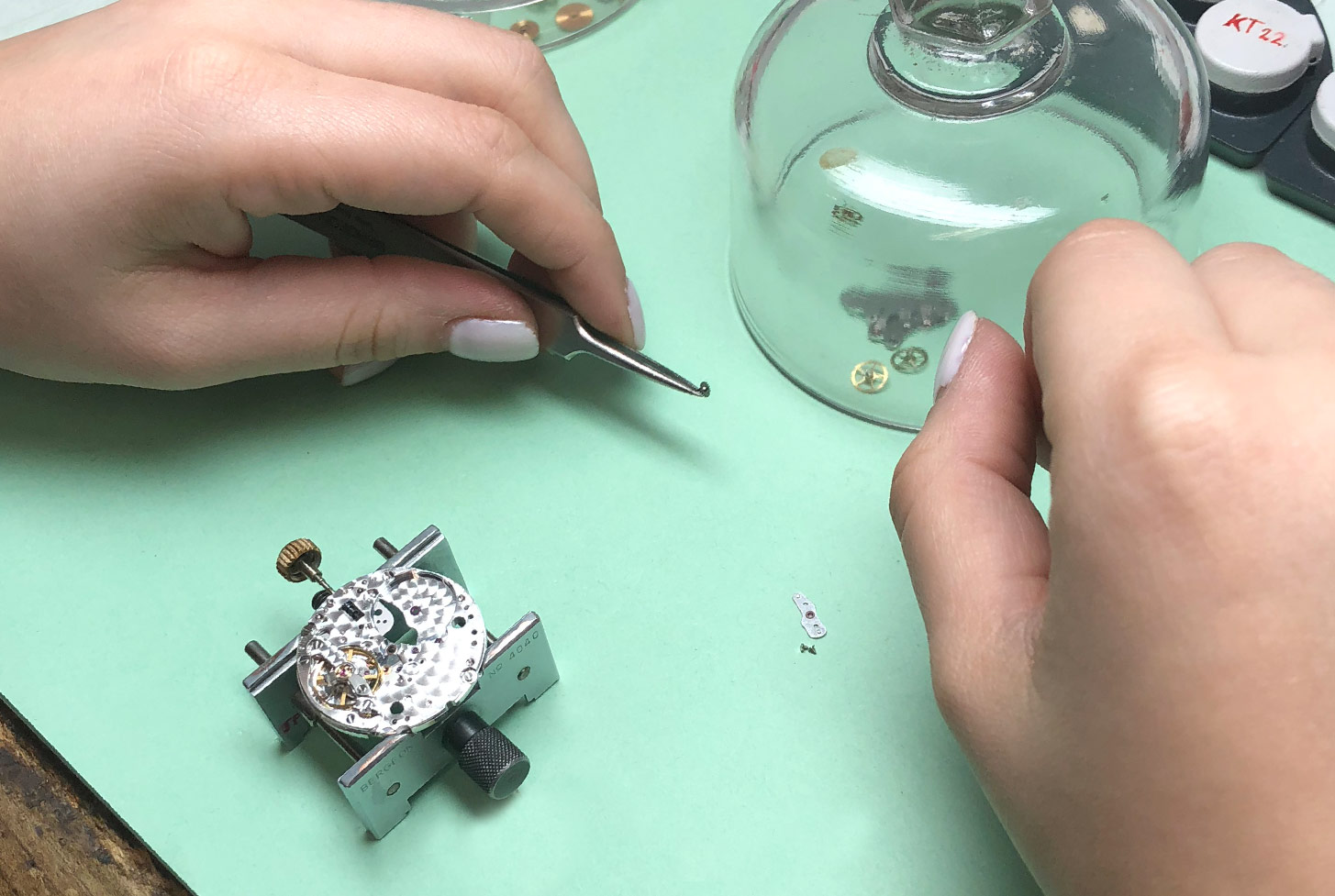 Rolex Submariner watch repair