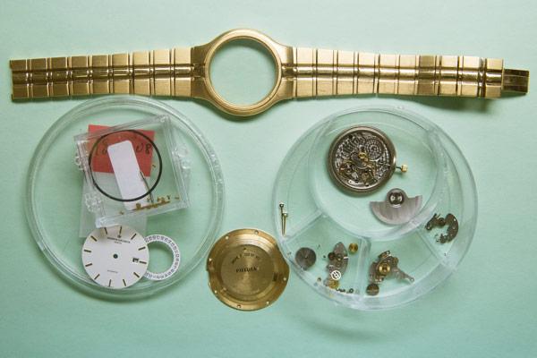 Vacheron Constantin watch repair
