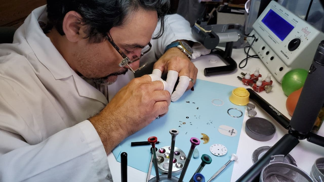 carl f bucherer watch repair center